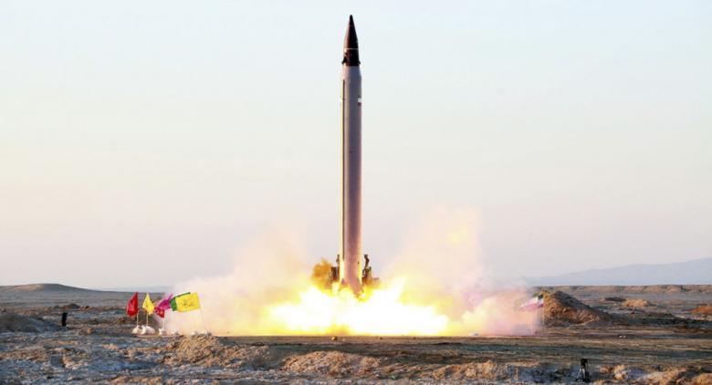 كم عدد الصواريخ في ترسانة إيران الحربية؟