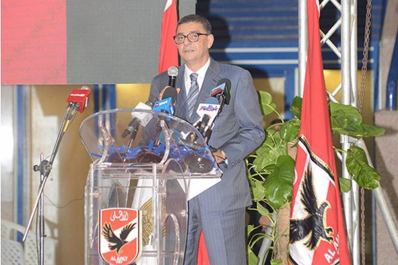 أول تعليق من محمود طاهر بعد خسارة انتخابات الأهلي