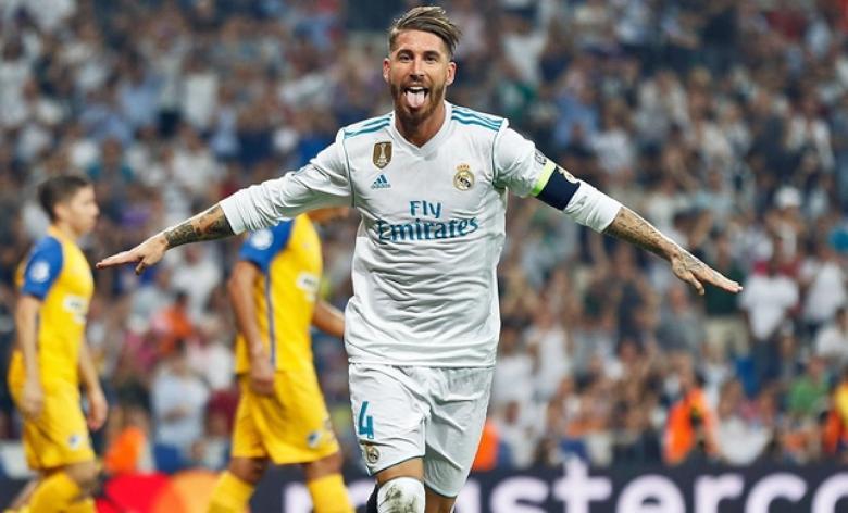 راموس يقترب من تجديد عقده مع ريال مدريد