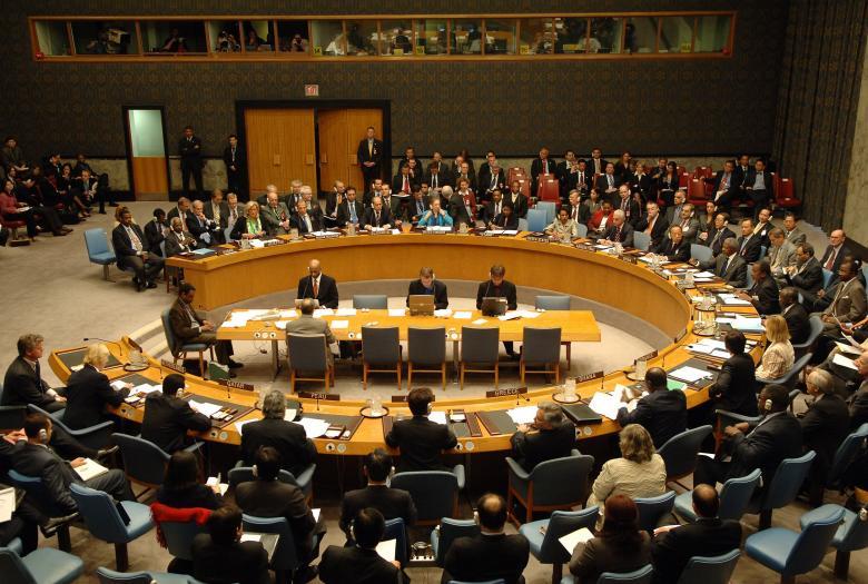 واشنطن تطالب مجلس الأمن بالتحرك ضد إيران