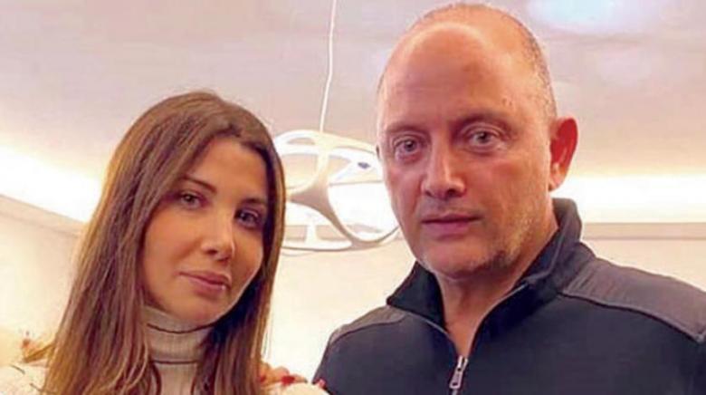 جيجي لامارا ينفي القبض على زوج نانسي عجرم