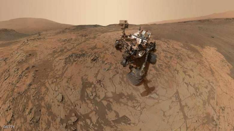 """المريخ.. كشف """"تاريخي"""" على طريق البحث عن حياة"""