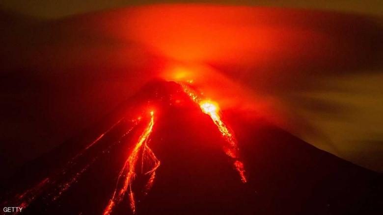 """العلم يكتشف أكبر """"منطقة بركانية بالعالم"""""""