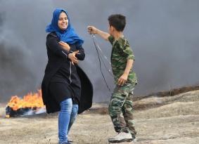 الرصاصة اللي بتقتل شهيد بتحيي 5 من عائلته