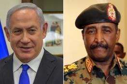 مسؤول سوداني يكشف تفاصيل لقاء البرهان ونتنياهو
