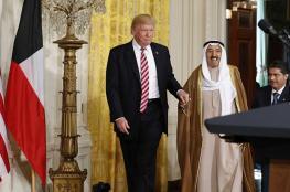أمير الكويت يدخل مشفى بأمريكا وإعلان لتأجيل لقائه بترامب