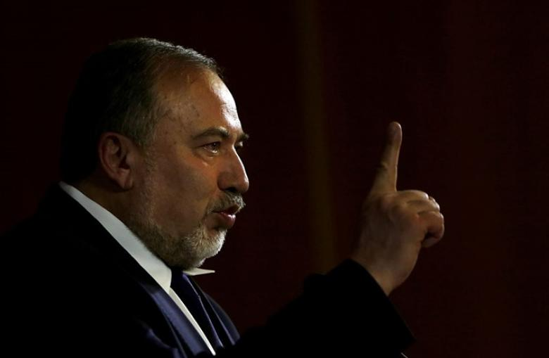 """ليبرمان: نريد خلق """"ربيع عربي"""" في غزة لإسقاط حماس"""