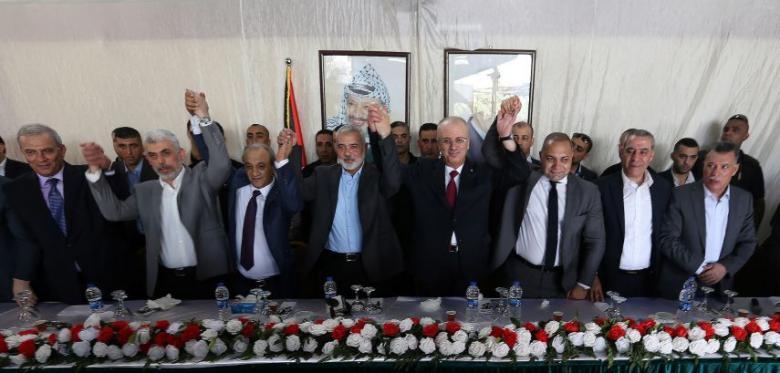 أبو الهول: اتفاق القاهرة حسم عدة ملفات