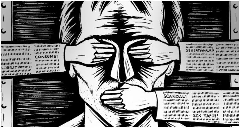 """""""مراسلون بلا حدود"""": حرية الصحافة تواصل تراجعها في عدد من الدول"""