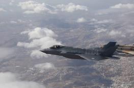 """""""إسرائيل"""" تكمل اتفاقية لامتلاك 50 طائرة """"F35"""""""