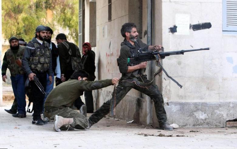 المعارضة السورية تستعيد حمورية بعد معارك عنيفة