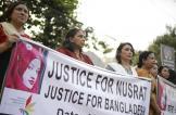 بنغلاديش.. إحراق فتاة حية لهذا السبب