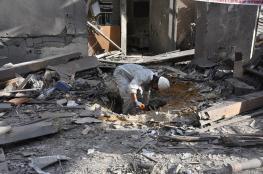 """""""معاريف"""": تدهور حالة مستوطنة إسرائيلية أصيبت في قصف """"هشارون"""""""