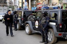 الداخلية المصرية تعلن مقتل 40 مسلحا بالجيزة وشمال سيناء