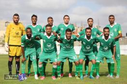 الصداقة يهزم غزة الرياضي بصعوبة في دوري القطاع