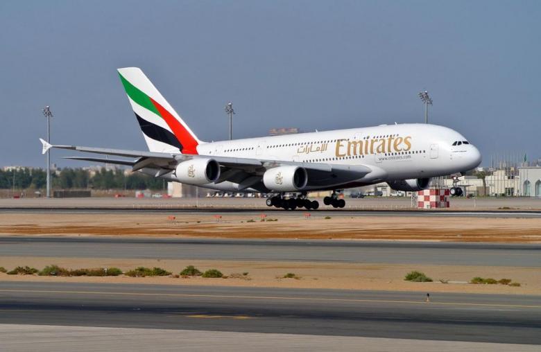 هبوط الطائرة الاماراتية يتصدر مشاهدات يتيوب عالمياً