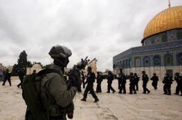 الهباش يحذر: التصعيد الإسرائيلي ضد الأقصى سيفجر الأوضاع في المنطقة