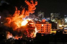 الاحتلال يصدر بيانا حول مجمل عدوانه الليلة على غزة ودمشق