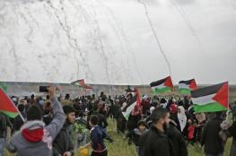 """جماهير قطاع غزة تتجهز لـ """"جمعة المقاومة حق مشروع"""""""
