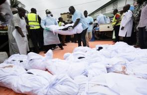 وفاة 27 طفلا ومعلمين اثنين إثر حريق بمدرسة لتعليم القرآن قرب عاصمة ليبيريا