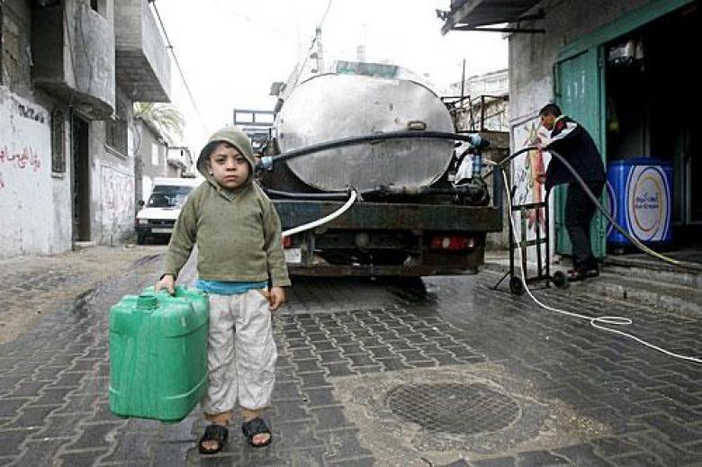 استهلاك مياه الشرب للاستخدام المنزلي يثقل كاهل المواطنين