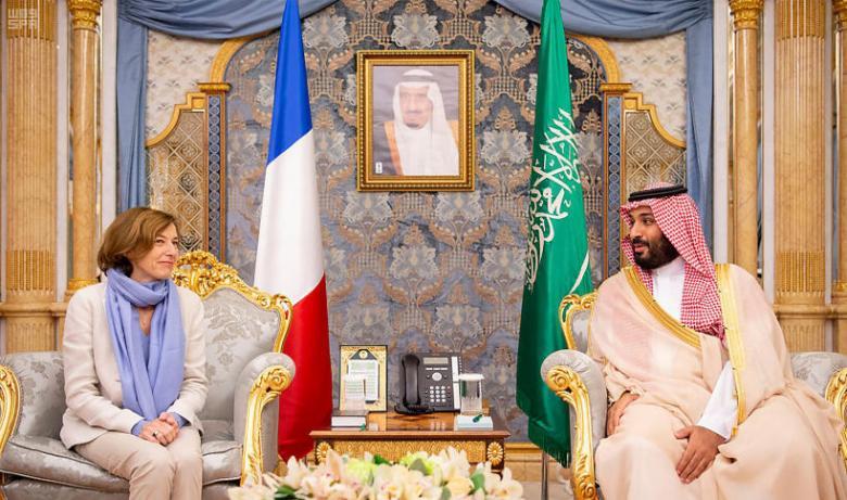 بن سلمان يوقع مع وزيرة الجيوش الفرنسية اتفاقية دفاعية
