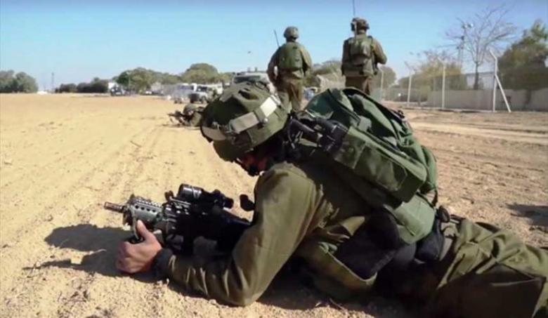 تدريبات إسرائيلية تنطلق في النقب اليوم
