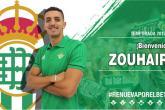 ريال بيتيس يضم المدافع المغربي زهير فضال