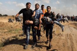 إصابة خطيرة لشاب برصاص قناص إسرائيلي شرق غزة