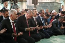 تلاوة أردوغان للقرآن في أوروبا تثير تفاعلاً كبيراً
