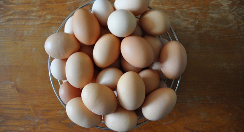 ما الذي يحدث إذا لم نضع البيض في الثلاجة؟