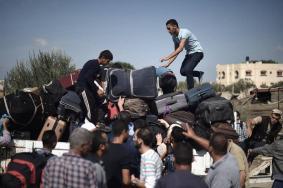 """هكذا علّقت حماس على استعداد """"إسرائيل"""" تشجيع هجرة سكان غزة"""