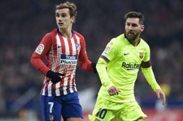 أتلتيكو مدريد يتحرك صوب نجم اليونايتد لتعويض جريزمان