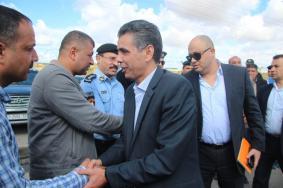 """الوفد الأمني المصري في """"تل أبيب"""" لتثبيت الهدوء"""