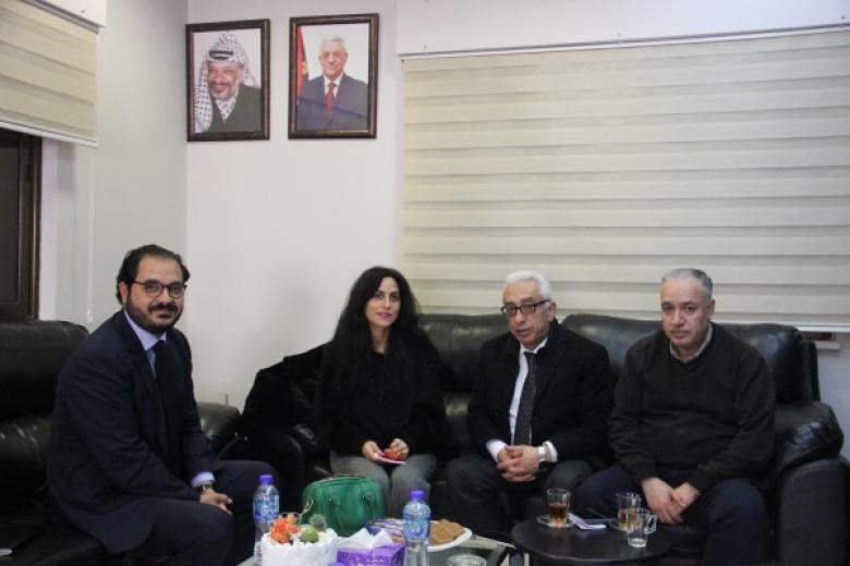 """عقد مؤتمر دولي لتعزيز """"دور القطاع الخاص"""" برام الله"""