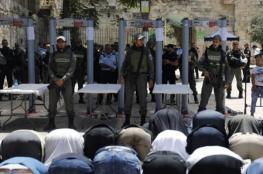 نتنياهو يوصي شرطة الاحتلال بتفتيش جميع مصلي الأقصى
