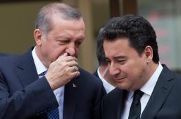 باباجان يعلن تشكيل حزب تركي منافس قبل 2020