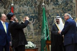 معلومات تؤكد أن اليهود دخلوا السعودية لاستعادة أماكن طردهم منها النبي محمد