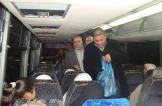 """50 من أهالي أسرى غزة يزورون أبناءهم بـ""""إيشل"""""""