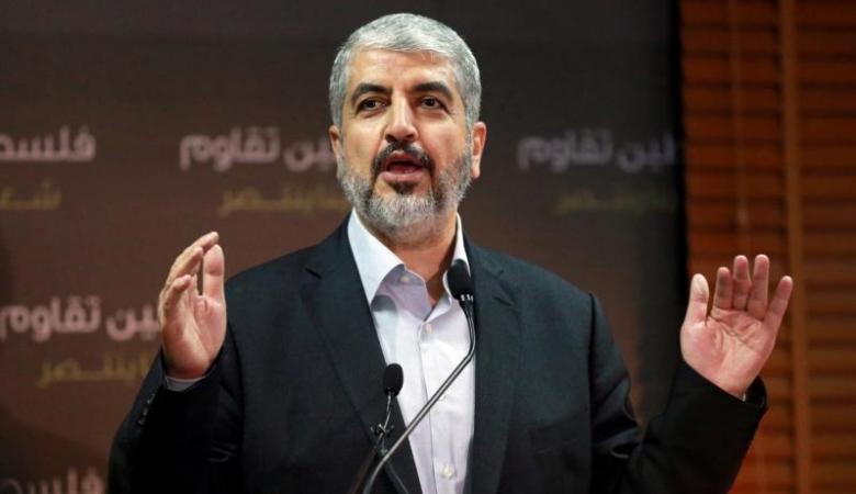 حماس تنفي رسالة منسوبة لمشعل