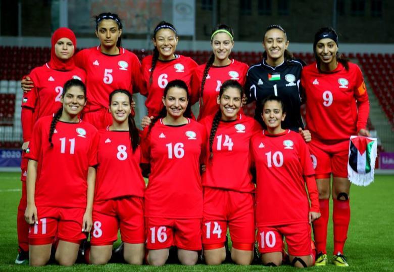 منتخبنا النسوي الأولمبي يبحث عن الفوز أمام الأردن غدا