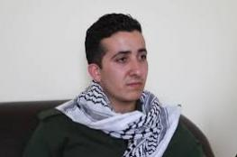 المحرر محمود البلبول يعقد قرانه في قرية الخان الأحمر