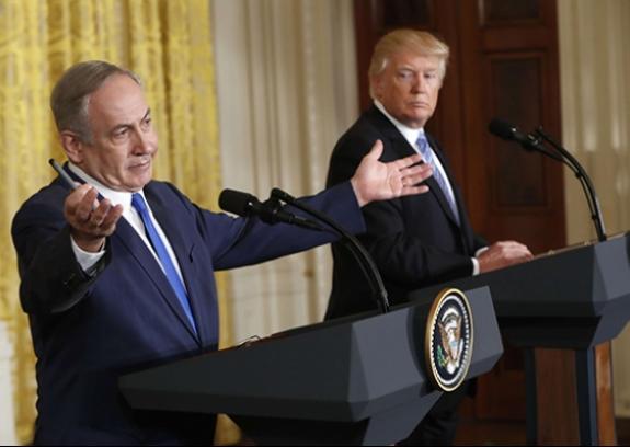 """ترامب: نريد وقف إطلاق النار بين """"إسرائيل"""" و""""حماس"""""""