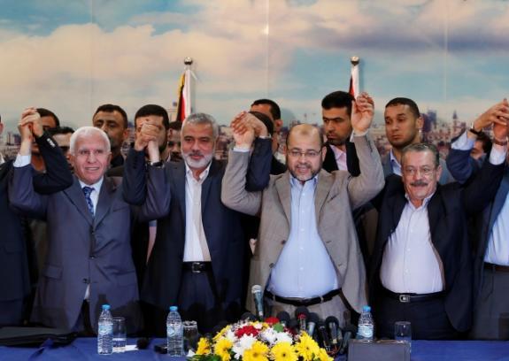 حماس: توصلنا لتصور عملي محدد للمصالحة بالدوحة