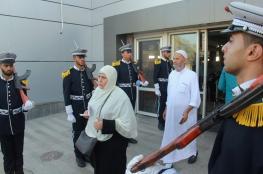وصول 762 حاجا من قطاع غزة إلى مطار القاهرة