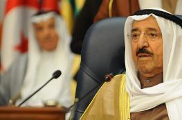 أمير الكويت يحذر من تصعيد محتمل بالأزمة الخليجية