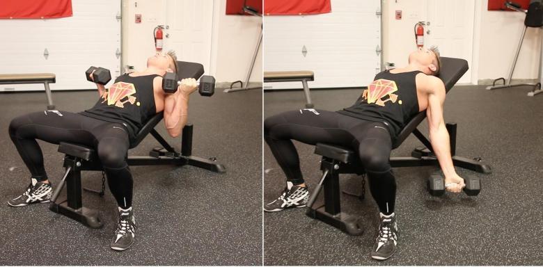 3 تمارين لتقوية عضلات الذراعين