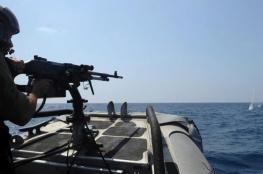 الاحتلال يستهدف الصيادين في بحر شمال القطاع