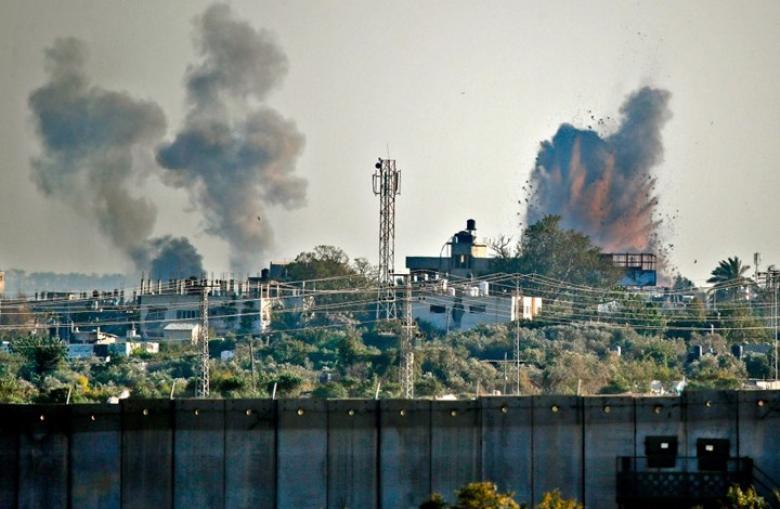 مطالبة إسرائيلية بتهدئة ساحة غزة والاستجابة لمطالب حماس