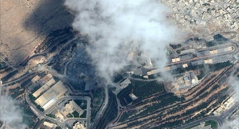 """صحيفة أمريكية تكشف تفاصيل جديدة لقصف """"إسرائيل"""" مطار التيفور"""
